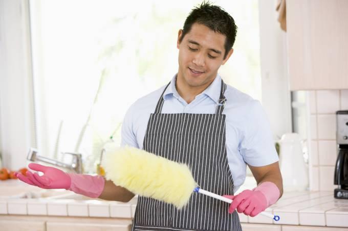 Duas dicas simples para manter a casa sempre livre da poeira